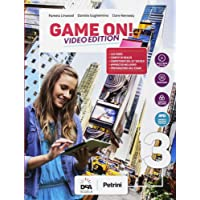 Game on! Student's book-Workbook. Per la Scuola media. Con audio formato MP3. Con e-book. Con espansione online. Con Libro: Maps. Con DVD-ROM