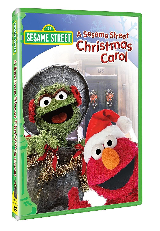 A Sesame Street Christmas Carol.Amazon Com Sesame Street A Sesame Street Christmas Carol