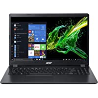 "Acer Aspire 3 A315-42-R3E0 Notebook portatile, AMD Ryzen 3 3200U, Ram 4GB DDR4, 128GB SSD, Display da 15.6"" FHD LED LCD, Scheda Grafica AMD Radeon Vega 3, Pc portatile, Windows 10 Home S mode, Nero"