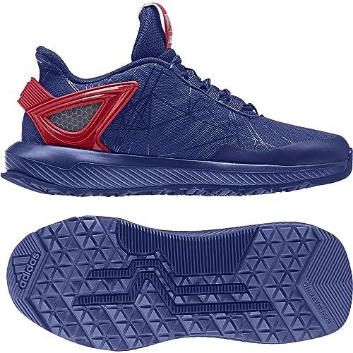 wholesale dealer 5a825 79cb0 adidas Spider-Man RapidaRun K, Scarpe da Fitness Unisex – Bambini, Blu  Tinmis
