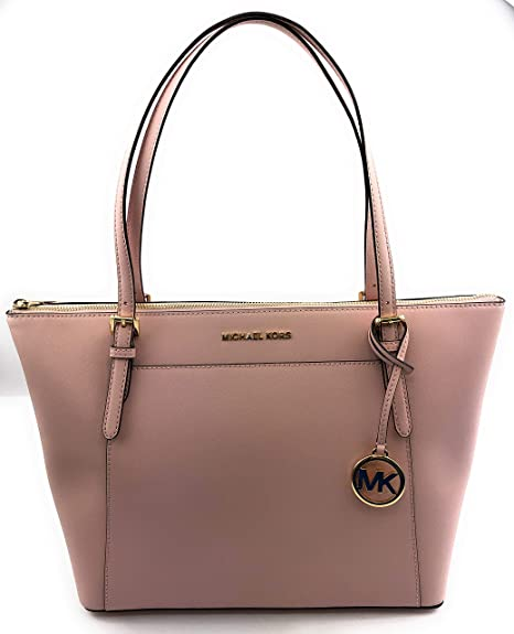 : Michael Kors Women's Ciara Large Top Zip Tote