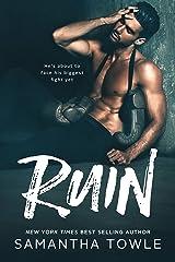 Ruin (Gods Series Book 1) Kindle Edition