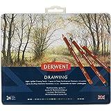 Derwent Drawing Pencils Tin 24