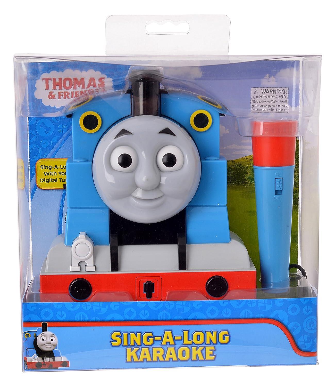 Thomas & Friends–Karaoke, Blau (Sakar 21385)