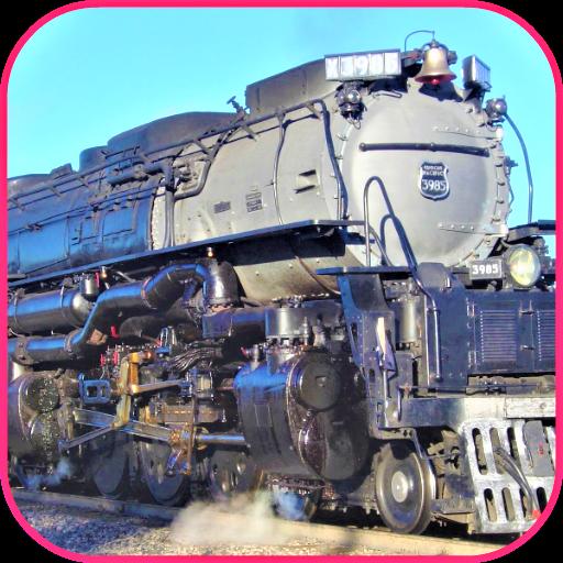 (Trains Wallpaper)