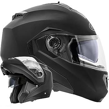 Motorradhelme werden unter anderem von der Firma ATO-Helme angeboten.