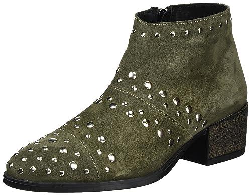 I love candies Studs, Botas para Mujer, Verde (Bosco 1113), 38 EU: Amazon.es: Zapatos y complementos