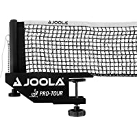 JOOLA Pro Tour-Wettkampf Indoor Red de Tenis de Mesa con autorización ITTF – Altura Regulable con Tornillo de Bloqueo…