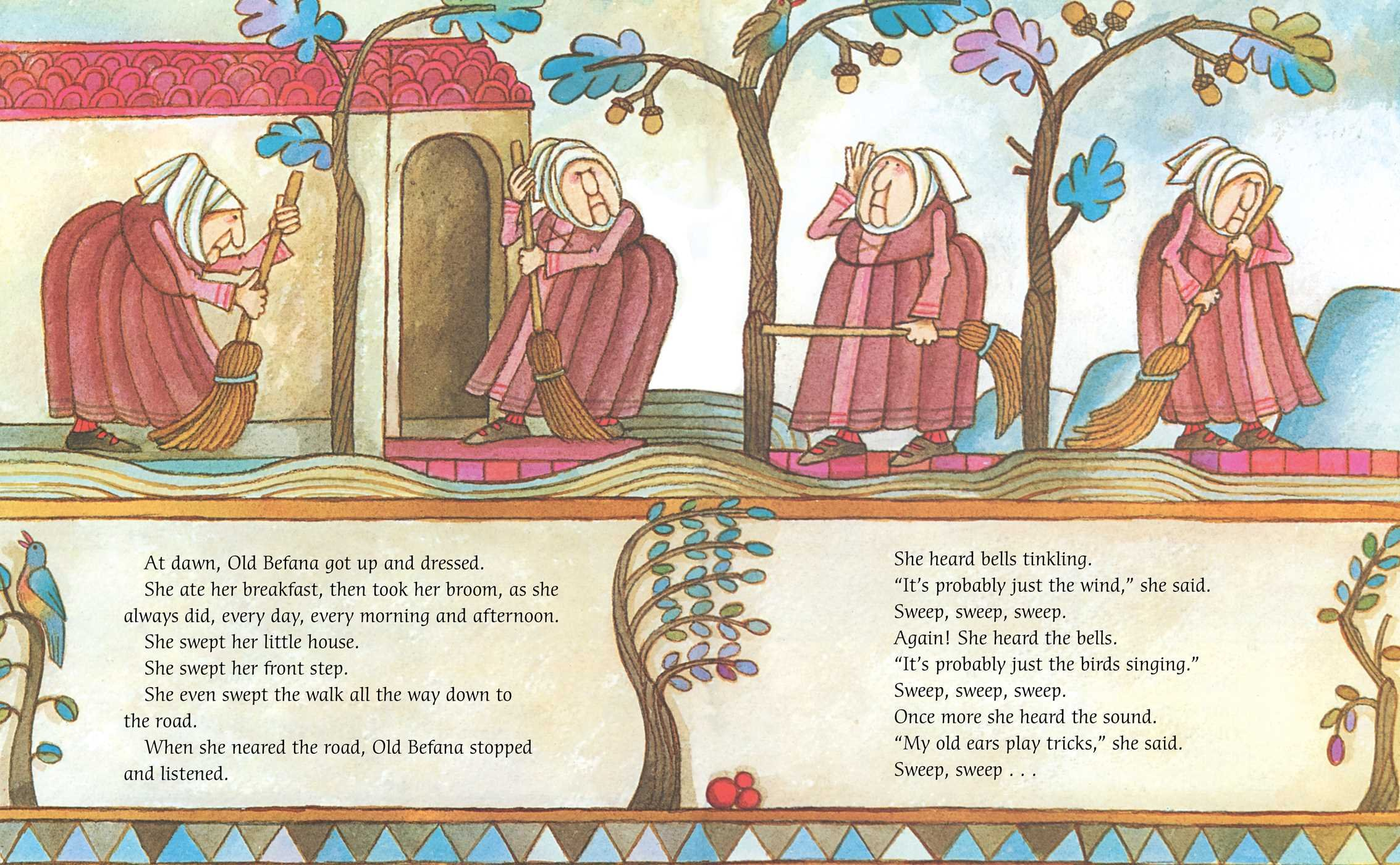 The Legend of Old Befana: An Italian Christmas Story by Simon & Schuster Books for Young Readers (Image #6)