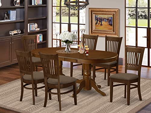 7 Pc Dining room set Table
