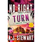No Right Turn (Miami Jones Florida Mystery Book 8)