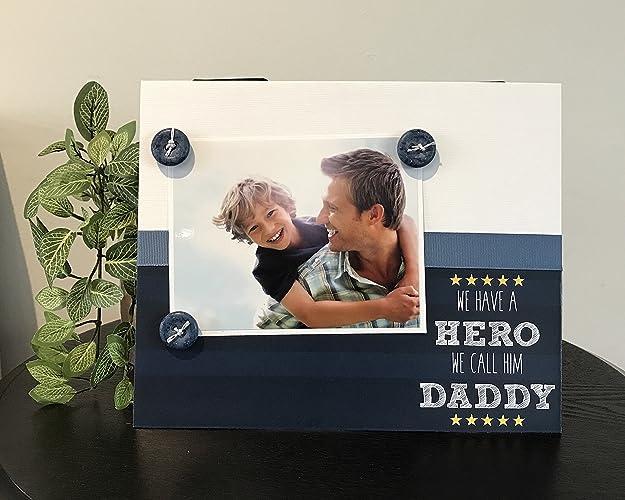 Amazoncom Dad My Hero Fathers Day Grandfather Grandpa Daddy Papa