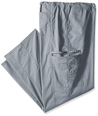 2fd8e237746 Amazon.com: Cherokee Men's Big and Tall Ww Core Stretch Unisex Drawstring  Cargo Scrub Pant Big & Tall: Clothing