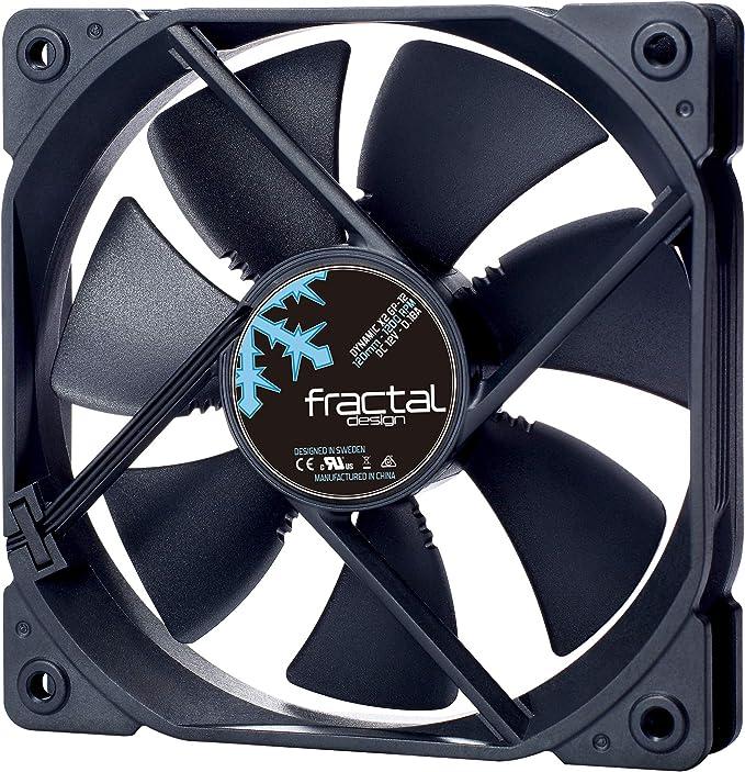 Fractal Design Dynamic X2 Carcasa del Ordenador Ventilador ...