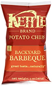 Kettle Chips, Backyard BBQ, 5 oz