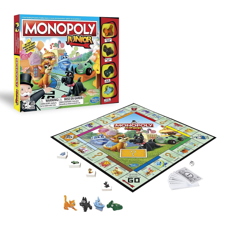 Hasbro Monopoly Junior Game A6984035