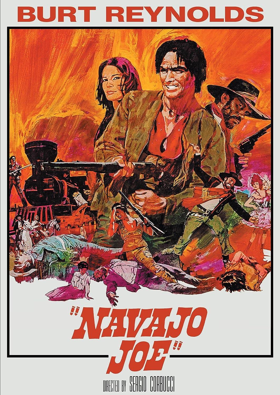 Amazon Navajo Joe Burt Reynolds Aldo Sambrell Nicoletta – Burt Reynolds Birthday Card