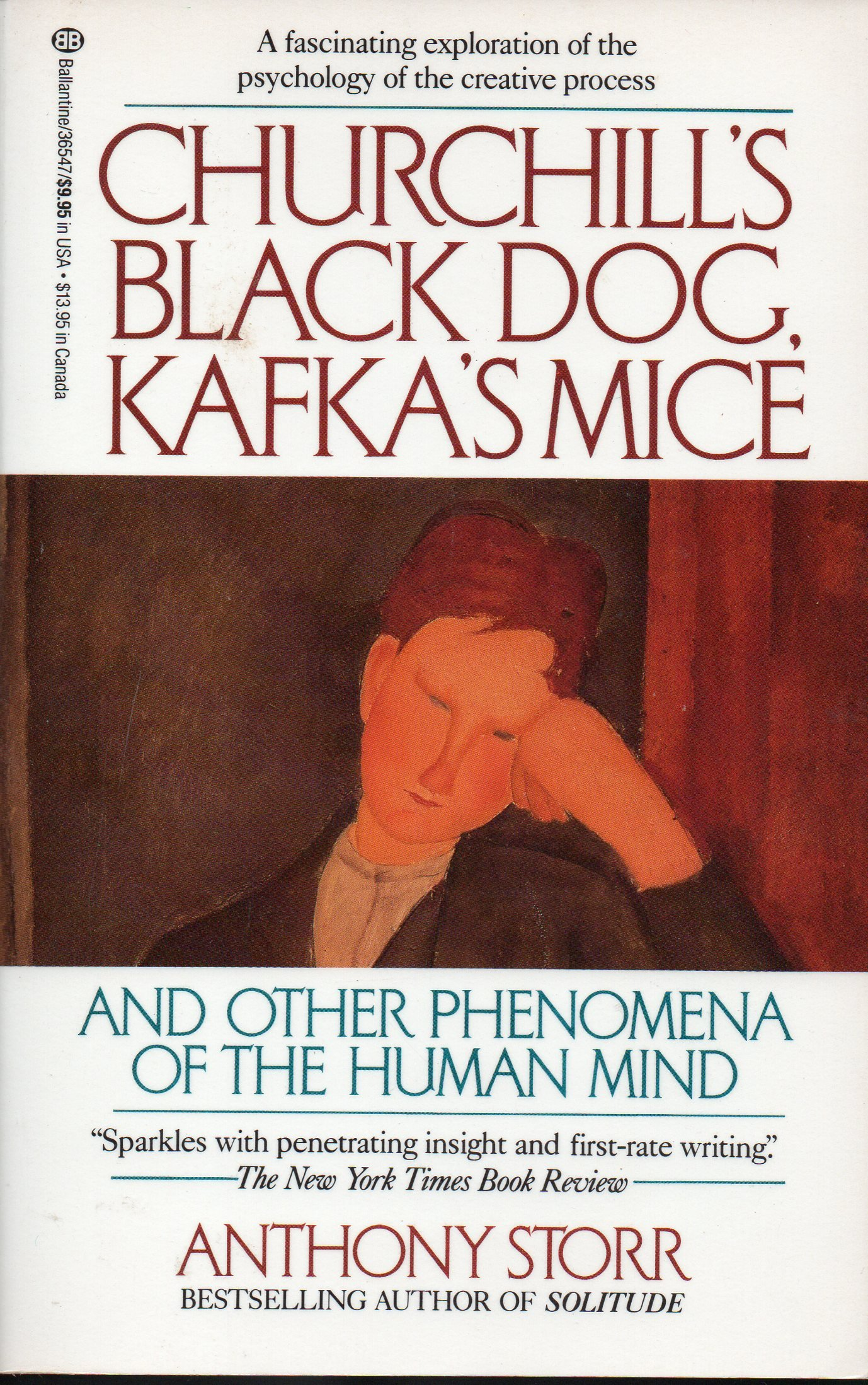Churchills black dog kafkas mice and other phenomena of the churchills black dog kafkas mice and other phenomena of the human mind anthony storr 9780345365477 amazon books fandeluxe Images