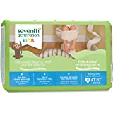Seventh Generation Baby & Toddler Training Pants, Free & Clear, XL Size 4T-5T 38lbs +, 68 Count (Pack of 4)