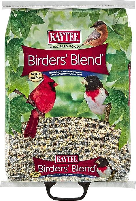 Kaytee Birders' Blend, 16-Pound Bag