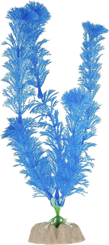 GloFish Unique Fluorescent Plant for Aquarium Decoration