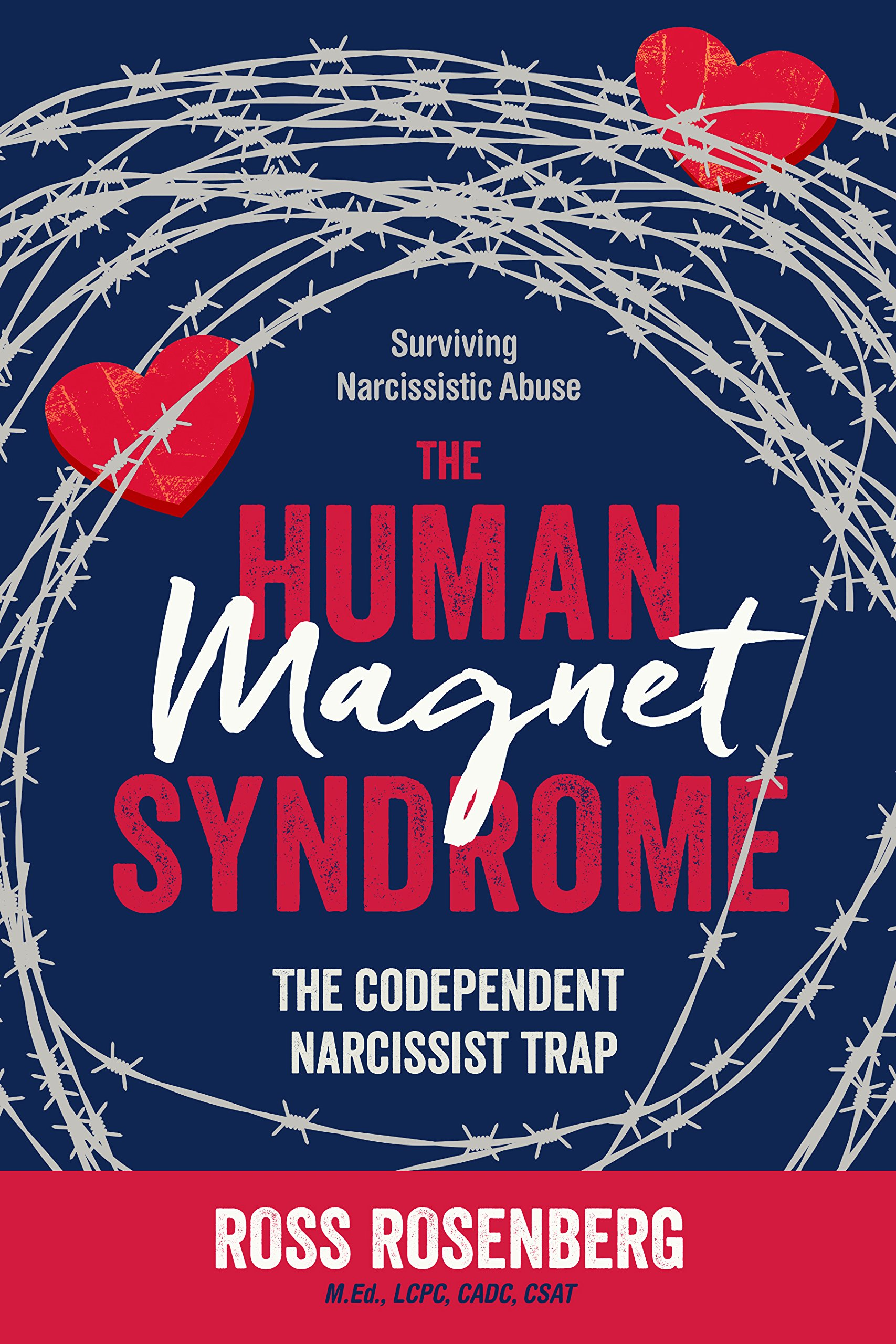 The Human Magnet Syndrome  The Codependent Narcissist Trap  English Edition