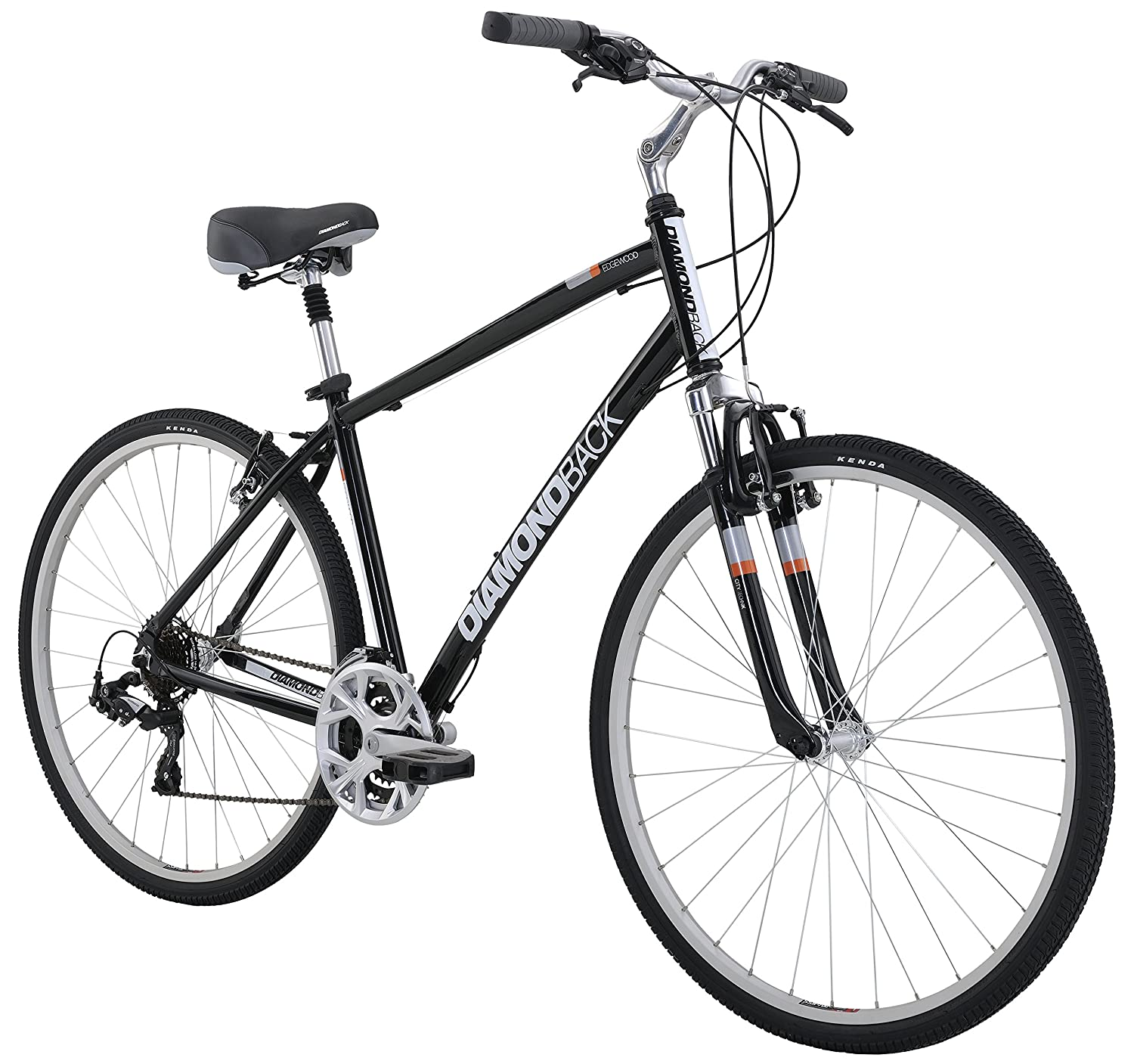 Diamondback Bicycles 2016 Edgewood Complete Hybrid Bike
