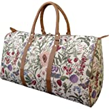 Signare 27527-Cat Cat Large Duffle Bag Traditional Tapestry
