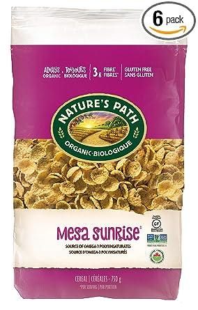 Cereal orgánico sin gluten de Natures Path, sabor ...