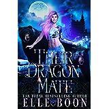 Their Dragon Mate (Iron Wolves MC)