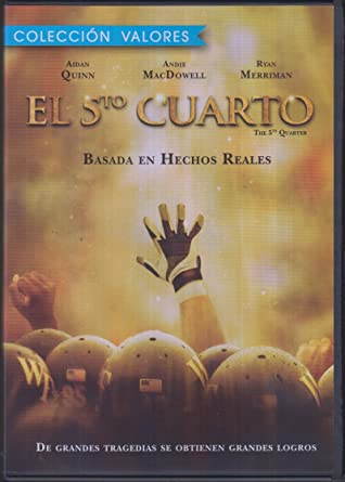Amazon.com: EL 5TO CUARTO (THE 5TH QUATER): Aidan Quinn ...