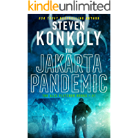 THE JAKARTA PANDEMIC: A Modern Pandemic Thriller (Alex Fletcher Book 1) book cover