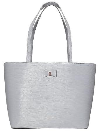 9cbea57a75f Ted Baker Deanie Handbag grey: Amazon.co.uk: Clothing