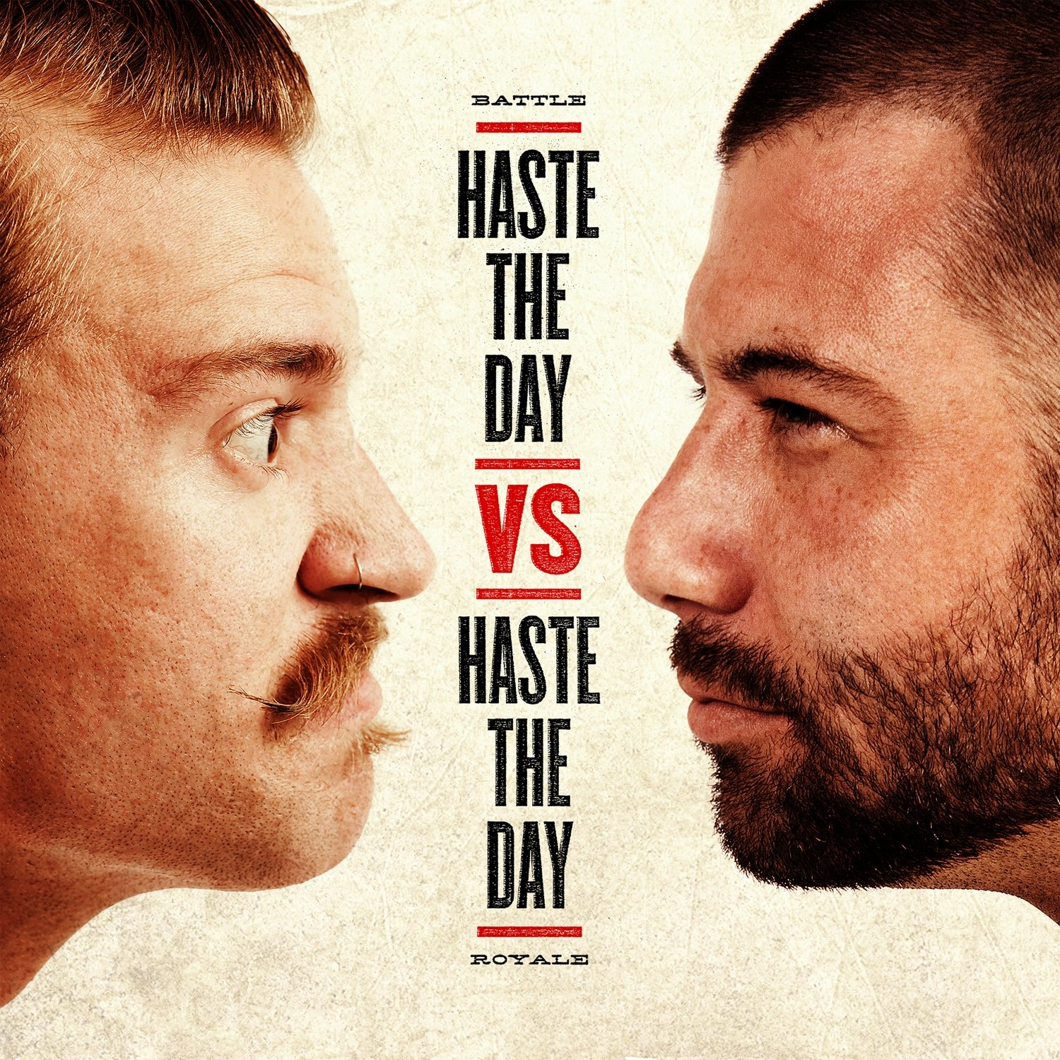 Haste the Day Vs Haste the Day by Solid State Records