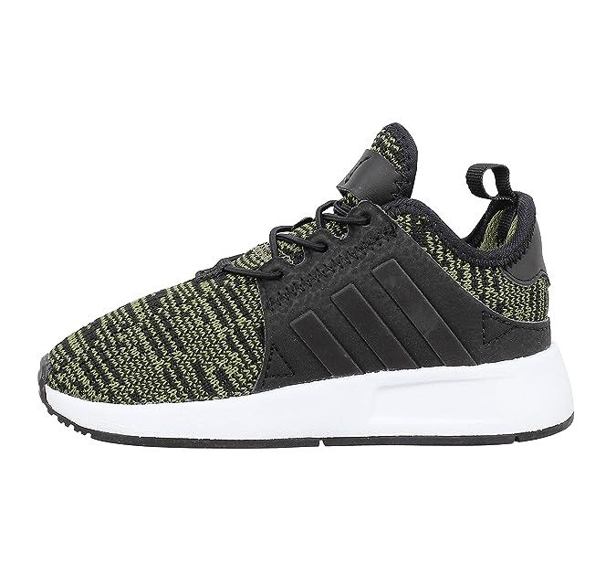 adidas Infant Boys Originals X PLR Trainers in Khaki  Amazon.co.uk  Shoes    Bags 9d613e940