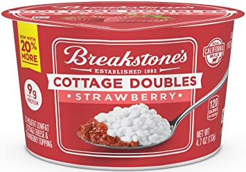 Breakstone Cottage Doubles Strawberry 47 Oz
