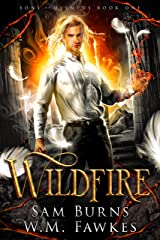 Wildfire (Sons of Olympus Book 1) Kindle Edition