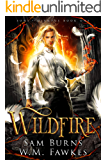 Wildfire (Sons of Olympus Book 1)