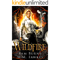 Wildfire (Sons of Olympus Book 1) book cover
