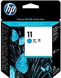 HP 11 Printhead C4811A Ink Cartridge (Cyan)