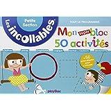 Incollables - Mon super bloc 50 activités Petite section