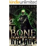 A Lost God and A Hostile Land: A LitRPG Fantasy Adventure (Bone Knight Book 4)