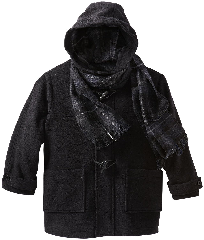d3d779f21 Amazon.com: Rothschild Big Boys' Wool-Blend Duffle Coat: Dress Coats:  Clothing