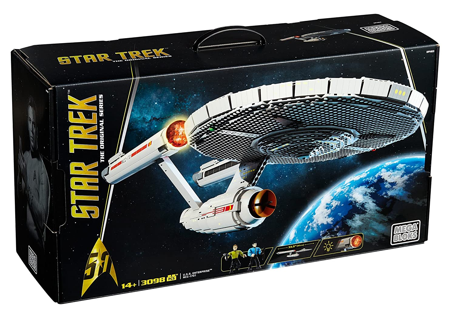 Top 9 Best LEGO Star Trek Sets Reviews in 2021 14