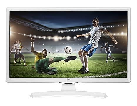 tv 24 pollici samsung bianco  LG 24TK410VW - Monitor Piatto, 24