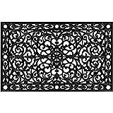 Calloway Mills 900223048 Gatsby Rubber Doormat 2'6 x 4'