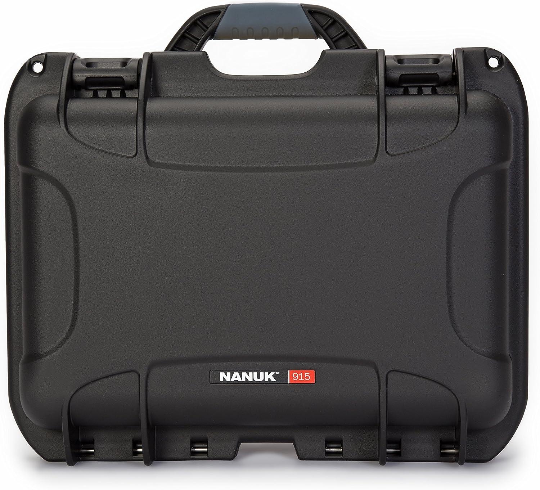 Nanuk 915 Waterproof Hard Case - Black