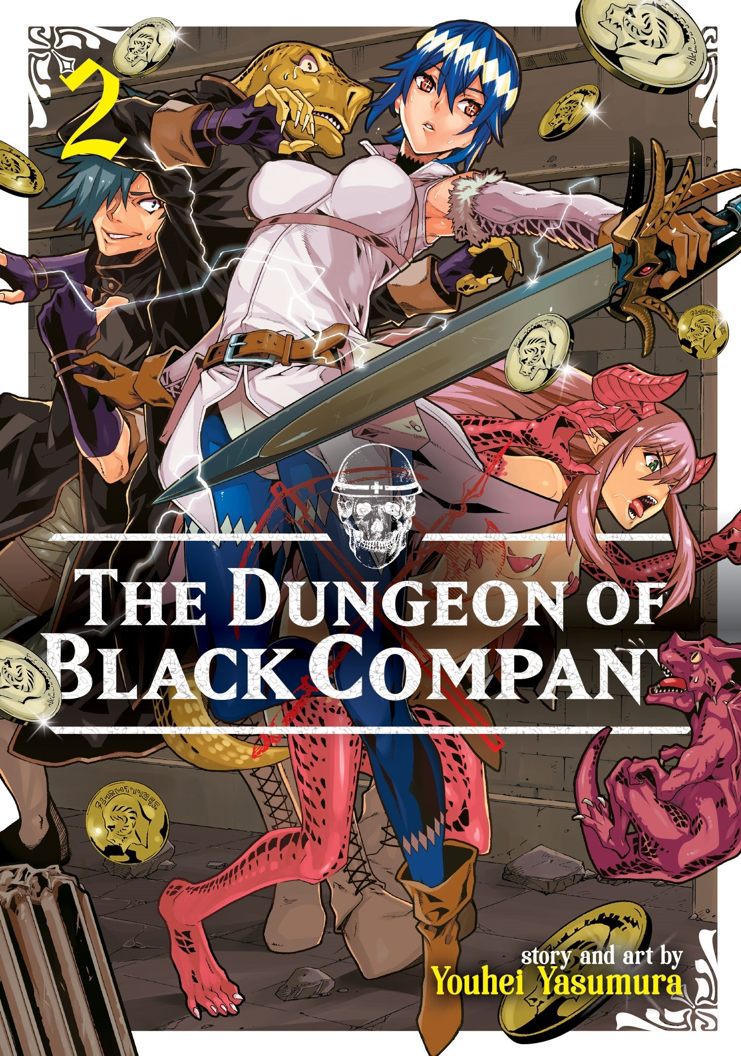 The Dungeon of Black Company Vol. 2 pdf epub