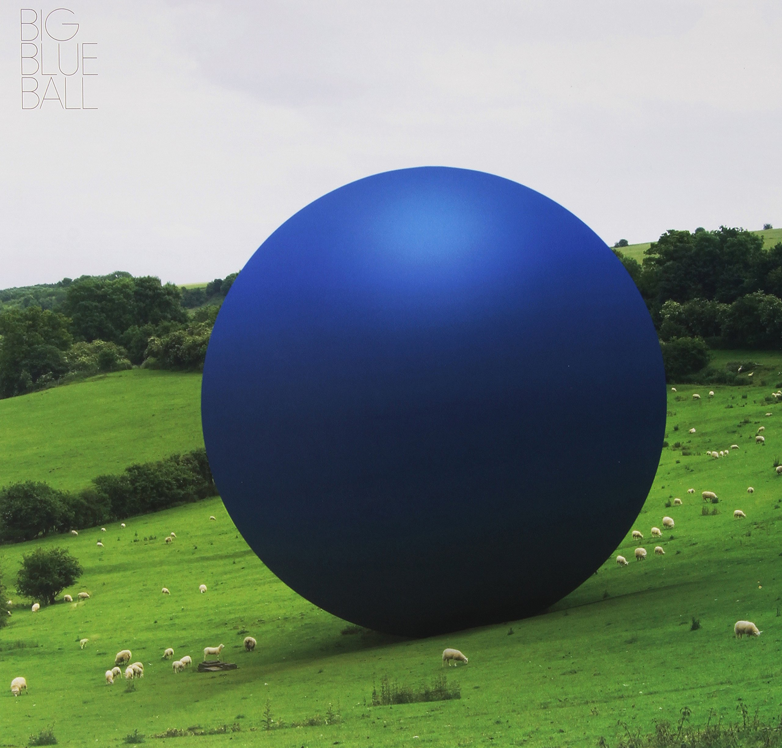 Big Blue Ball [Vinyl] by VINYL