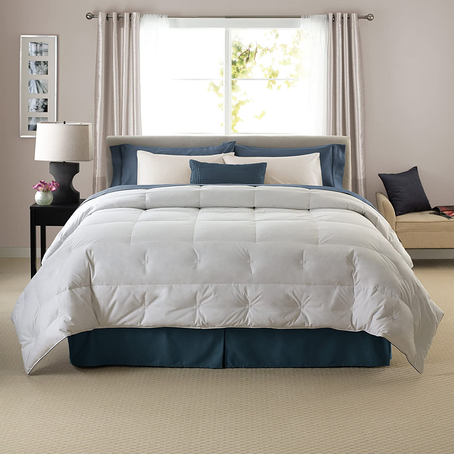 duvet cozy comfort noble down comforter lightweight pacific coast comforters rc summer goose diverting macys alternative fear reversible